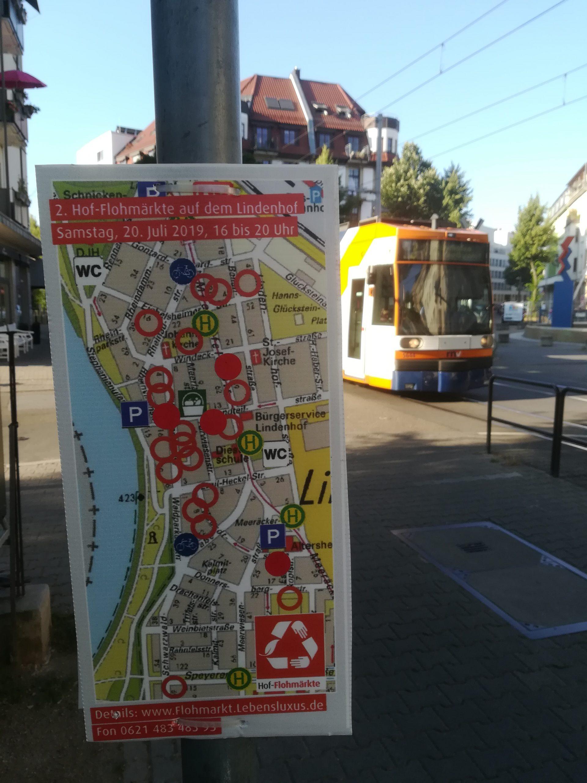 VORBEREITUNGSTREFFEN Hof- und NachbarschaftsFlohmärkte 2021 in der Metropolregion Rhein-Neckar