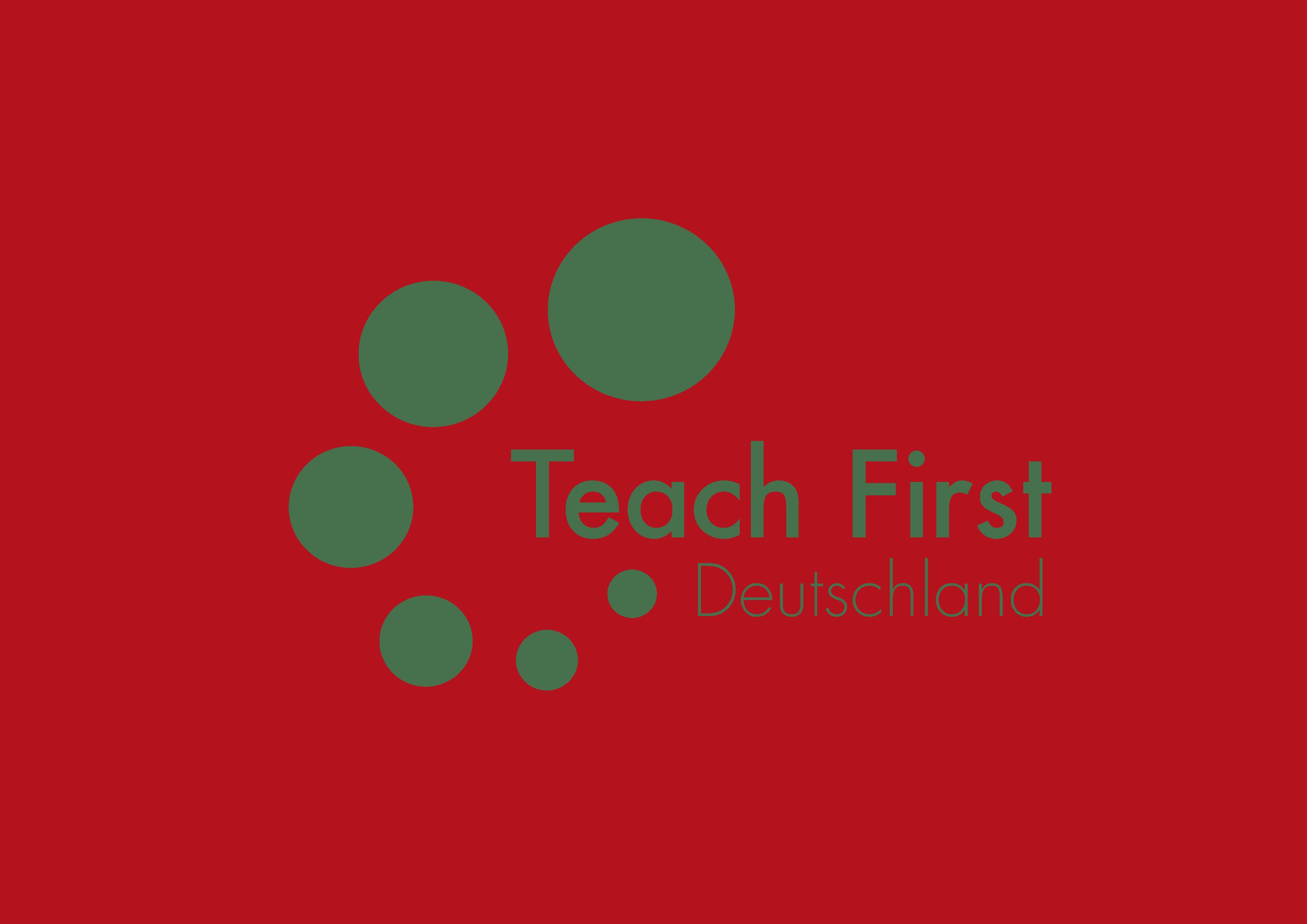 IN PLANUNG: 1. TalenteTag Rhein-Neckar: Teach First Deutschland (TFD) sucht Fellows für Jugendliche
